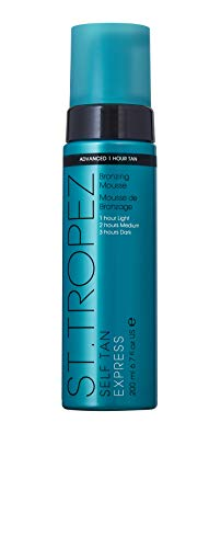 ST. TROPEZ Self Tan Express Advanced Bronzing Mousse Selbstbräuner