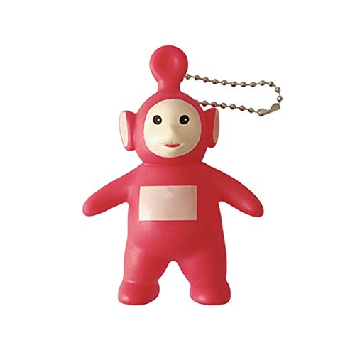 Teletubbies Cartoon sleutelhanger sleutelhanger hanger pop ornamenten