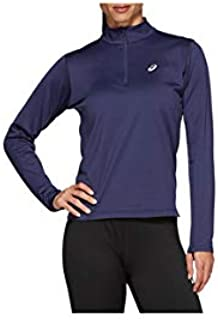 amazon asics silver shirt gelb damen