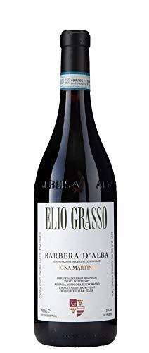 Barbera d'Alba D.O.C. Barbera d'Alba Vigna Martina 2017 Elio Grasso Rosso Piemonte 14,0%