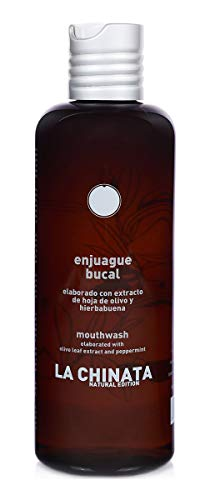Enjuague Bucal 'Natural Edition' - La Chinata (250 ml)