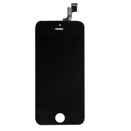 Datum vervanging LCD display en digitizer voor iPhone 5s - zwart