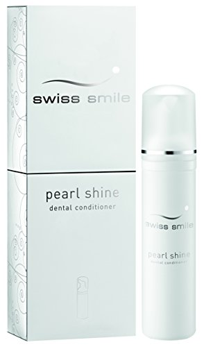 Swiss Smile Pearl Shine Dental Conditioner, 75 ml