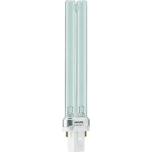 Philips 9W PL UV-C Vervangende lampen