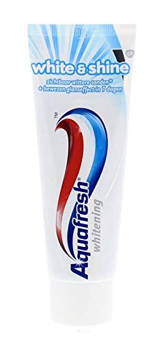Aquafresh White & Shine Tandpasta, 75ml