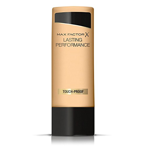 3 x Max Factor Lasting Performance Touch Proof Foundation 35ml 106 Natural Beige