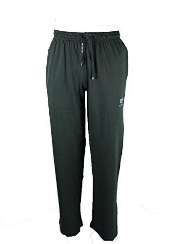 BE BOARD Pantalone Tuta Uomo Taglie Forti 100% Cotone Leggero Art 910 CONF
