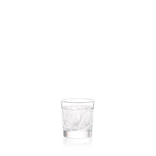 Lalique Owl Whiskey Tumbler