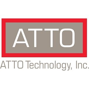 ATTO TECHNOLOGY ATTO SCSI Cable - HD-68 Male SCSI - HD-68 Male SCSI - 3.28ft