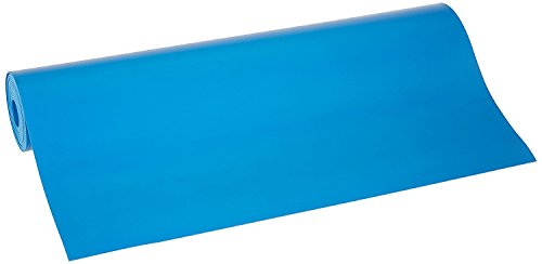 Bertech ESD Mat Roll (Made in USA), 2 Feet Wide x 10 Feet Long x 0.094 Inches Thick, Blue, RoHS and REACH Compliant