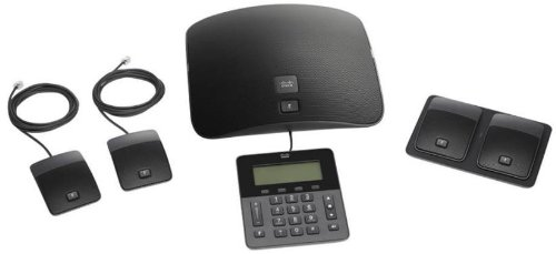 Cisco The Unified IP Conference Phone 8831 enhances People-Centric Communications, Combining Superior high-Definition (HD) Audio Performance and 360-degree Coverage of Conference ro
