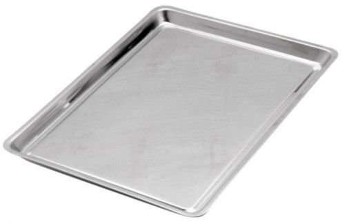 """Stainless Steel Jelly Roll Baking Pan, 10"""" X 15"""" X 1"""" Inch, New"""
