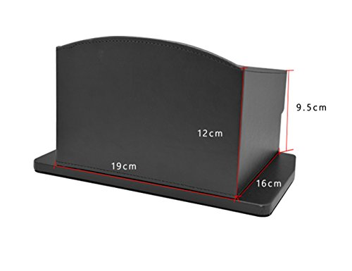 Topfit Model X Car Center Console Drawer Storage Box Glasses Box Customized for Tesla Trash Can (for Model X Rear Box)