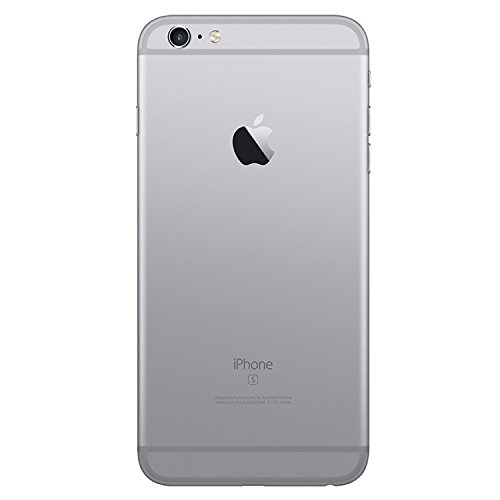 Apple iPhone 6S Plus, 64GB, Space Gray - for AT&T/T-Mobile (Renewed)