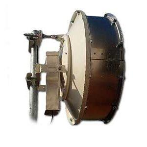 RF Armor - UDK5X - 5 GHz 40 Dish Kit (New AFX Design)