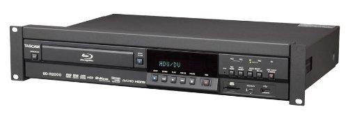 Tascam BD-R2000 HDD/Blu-Ray/DVD Recorder