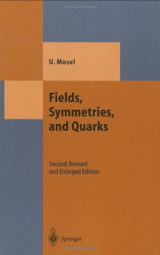 Fields, Symmetries, and Quarks (Theoretical and Mathematical Physics)