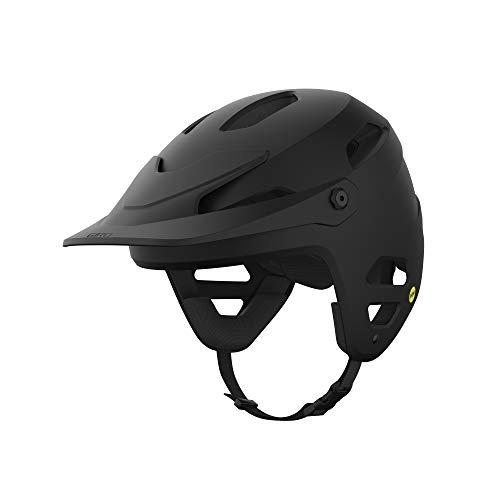 Giro Tyrant MIPS Adult Mountain Cycling Helmet - Medium (55-59 cm), Matte Black (2021)