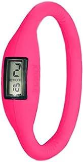 IOION C-FCH09-I Casual Watch For Unisex Digital Silicone - Fuchsia