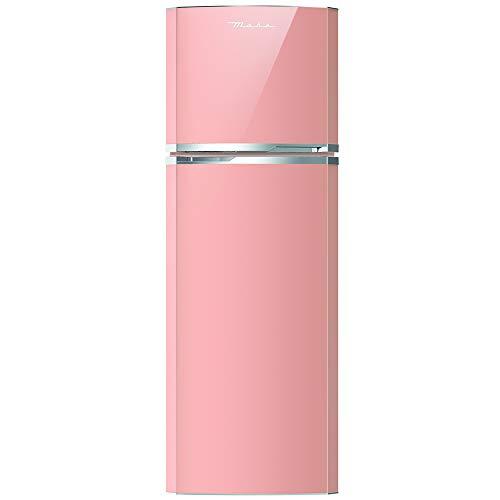 refrigerador de colores de la marca mabe