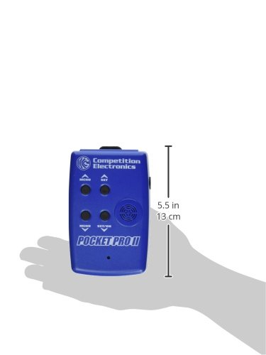 Competition Electronics Pocket Pro II Timer CEI-4700