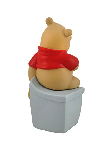 Disney Winnie the Pooh Three is For Days Filled with Laughter Figurine 300370