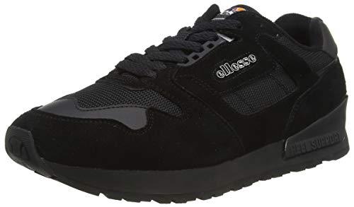 ellesse 147, Zapatillas Mujer, Negro (Black/Black Black/Black),...