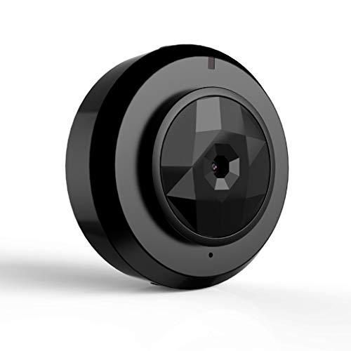 YEXIN Videocámara HD de Mini cámara, cámara IP WiFi, grabadora de Video HD/HD 720P para Interiores/Exteriores con visión Nocturna inalámbrica y detección de Movimiento para la Seguridad del hogar