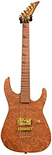 Jackson 285 – 6146 – 000 Custom Shop chamb ered Dinky RW Natural KOA