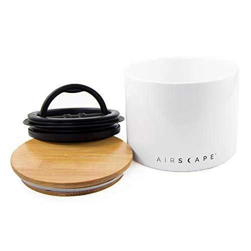 AirScape Vakuumdose Keramik 250 gr. (weiß/White)
