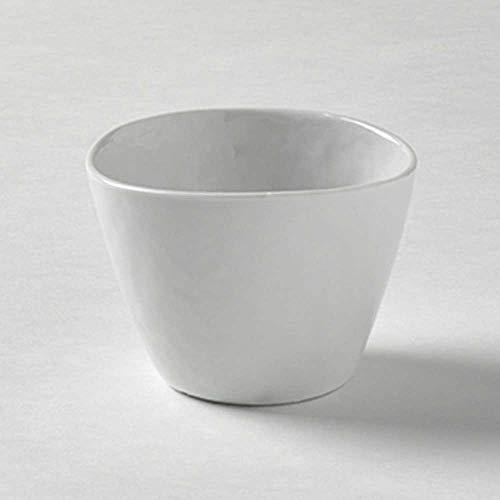 Lambert - Piana Weiß - Schüssel, Schale - Bowl - Porzellan - Weiß - Maße (ØxH): 7,5 x 10,5 cm - 1 Stück