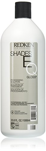 Redken rotken Shades EQ Equalizing Conditioning Color Gloss - Processing Solution, 1er Pack (1 x 1000 ml)