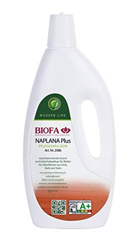 Biofa NAPLANA Plus antirutsch Pflegeemulsion 1L