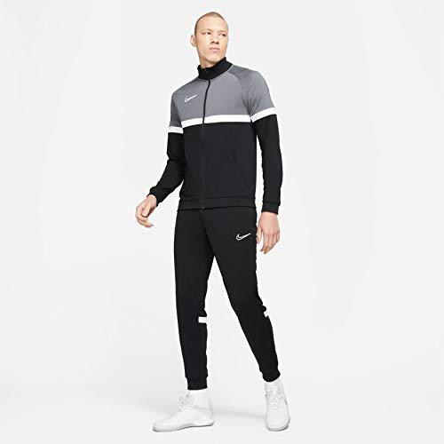 Nike CV1465-010 M NK DF ACD TRK Suit I96 Tuta da Ginnastica Uomo Black/Black/White/(White) L