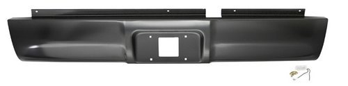 IPCW CWRS-94DG Dodge Pickup/RAM Steel Roll Pan with License Plate Hole and Light
