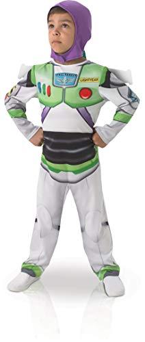Rubies Buzz Lightyear Toy Story - Disfraz para niños, 5-6 años (116cm)