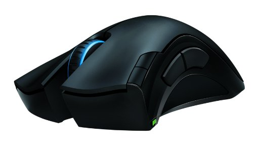Razer Mamba Rechargeable Wireless PC Gaming...