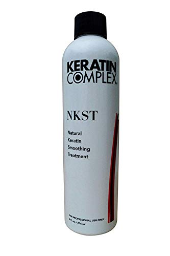 Keratin Complex Natural Keratin Smoothing Treatment With Beautify Comb