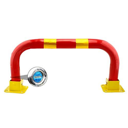 Barrera parking Mensajes de seguridad for las calzadas, Aparcamiento Guardia Camino de...