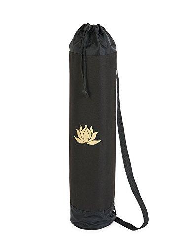 Yoga Studio Lotus Yoga Mat Bag - Perfect For Standard to Extra Thick Yoga Mats