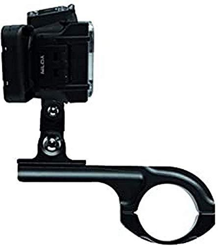 Nilox Supporto Universale Action Cam per Bicicletta, Nero