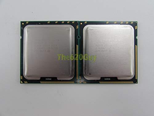 Intel Xeon X5690 3,46 GHz SLBVX Sockel LGA 1366 Server CPU Prozessor (zertifiziert generalüberholt) 2 Stück