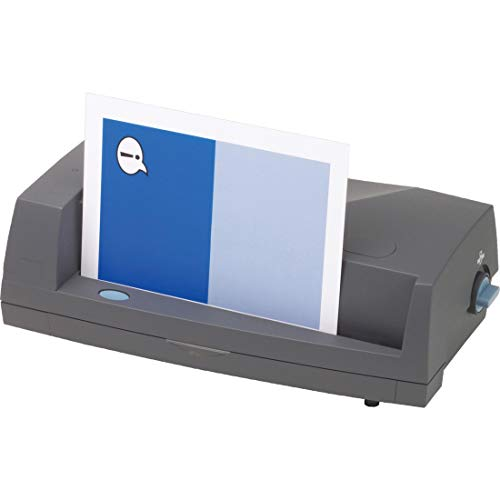 GBC 3230 Electric Paper Punch, Hole Punch, Adjustable, 2-3 Hole, 24 Sheet Punch Capacity, Gray (7704270)