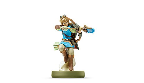 amiibo The Legend of Zelda Collection Link Bogenschütze (Breath of the Wild)