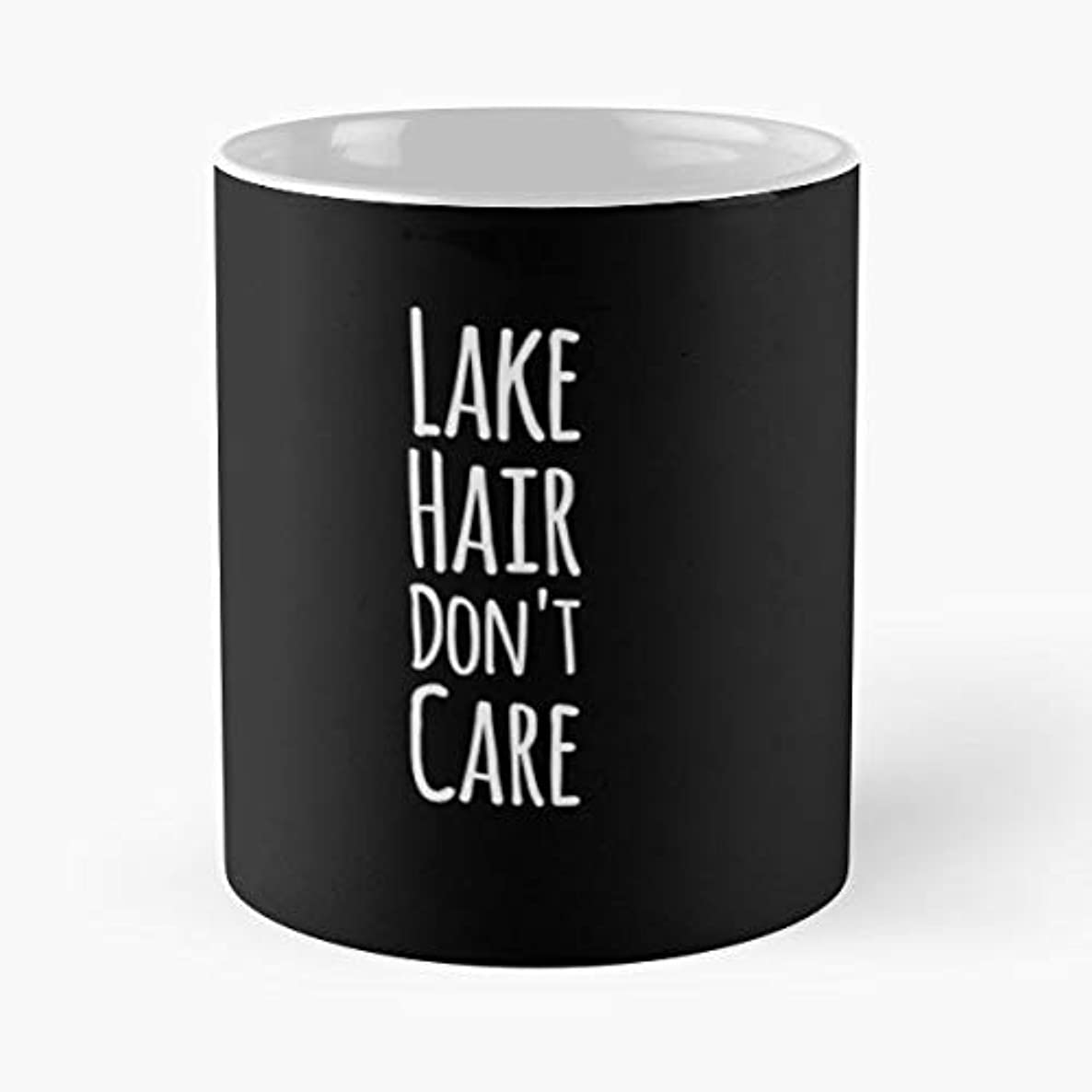 Lake Hair Dont Care Boat Captain Lover Funny - Coffee Mug Tea Cup Gift 11oz Mugs The Best Gift Holidays.