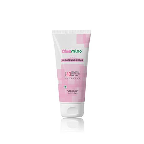 Gleamino Natural Brightening Cream with SPF 40