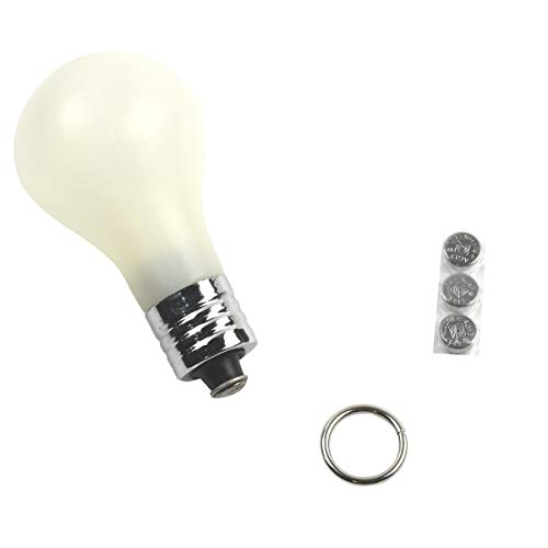 TG,LLC Treasure Gurus Push Button Light Bulb Magic Trick Magician Joke Comedy Theater Stage Prop
