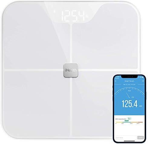 iHealth Nexus Body Fat Scale Smart BMI Scale...