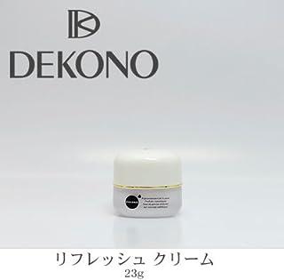 DEKONO ディコーノ リフレッシュ クリーム 23g