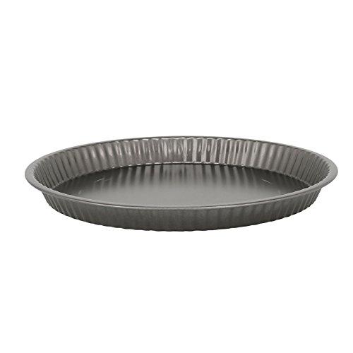 Crealys 507709 Moule à Tarte Silicone Candy 3 cm Ø 30 cm, Acier
